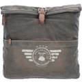 Greenburry Vintage Aviator Umhängetasche 36 cm Laptopfach khaki