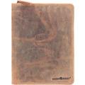 Greenburry Vintage Schreibmappe Leder 24 cm brown