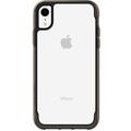 Griffin Survivor Clear Case, Apple iPhone XR, transparent/schwarz