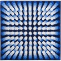 GRUND Badteppich KARIM RASHID Concept 07 048 blau 90 cm x 90 cm