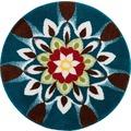 GRUND Badteppich Mandala HARMONIE 60 cm rund