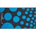 Colani 16 Badteppich blau
