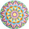 GRUND Mandala GEBURT 100 cm rund