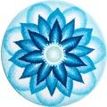 GRUND Mandala HIMMLISCHER FRIEDEN 100 cm rund