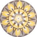 GRUND Mandala SELBSTLIEBE 100 cm rund