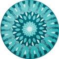GRUND Mandala TEMPEL DER SEELE 100 cm rund