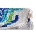 GRUND MEZZO Badteppich Ocean 50 x 60 cm WC-Vorleger ohne Ausschnitt