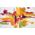 GRUND MEZZO Badteppich weiss 50 x 60 cm