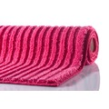 GRUND RIFFLE Badteppich pink 50 x 60 cm