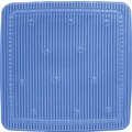 GRUND Wanneneinlage SAMOA blau 55x55 cm