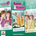 Hanni und Nanni - 3er Box 17. Teambox ( Folgen 56, 57, 58) Hörspiel
