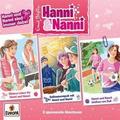Hanni und Nanni - 3er Box 18. Hanni und Nanni sind immer dabei (59, 60, 61) Hörspiel