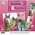 Hanni und Nanni 46: Hanni und Nanni auf dem Reiterhof Hörspiel