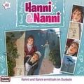 Hanni und Nanni ermitteln im Dunkeln 49 Hörspiel