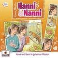 Hanni und Nanni 51. In geheimer Mission Hörspiel