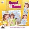 Hanni und Nanni 58. Sommerspaß mit Hanni und Nanni Hörbuch