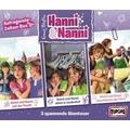 Hanni und Nanni Box 10: Aufregende-Zeiten-Box Hörbuch