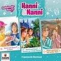 Hanni und Nanni Box 13: Geheimnis-Box Hörbuch