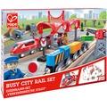 "Hape Eisenbahn Eisenbahn-Set ""Verkehrsreiche Stadt"""