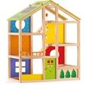 Hape Happy Family Vier-Jahreszeiten-Haus (ohne Zubehör)