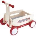 Hape Push & Pull Wunderbarer Holzwagen