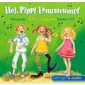 Hej, Pippi Langstrumpf! Hörbuch