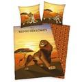 Herding Disney's König der Löwen Renforcé Bettwäsche, 135x200 cm
