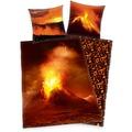 Herding Young Coll. Vulkan Renforcé Bettwäsche, 135x200 cm