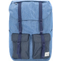 Herschel Buckingham Rucksack 47 cm Laptopfach faded denim/indigo denim