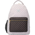 Herschel Nova Sprout Wickeltasche 45 cm polka dot crosshatch grey/black