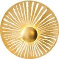 Holländer Wandleuchte 6-flg. PIETRO gold