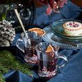 holmegaard Thermo Gläser Weihnachten, 2er-Set