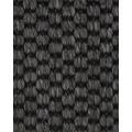 ilima SOLERO/APPLAUSE Teppichboden, Flachgewebe-Schlinge, anthrazit 400 cm breit
