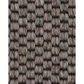 ilima SOLERO/APPLAUSE Teppichboden, Flachgewebe-Schlinge, braun/Natur 400 cm breit