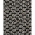 ilima SOLERO/APPLAUSE Teppichboden, Flachgewebe-Schlinge, dunkelgrau 400 cm breit