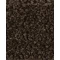 ilima Teppichboden Hochflor Velours PAMIRA/PRISCILLA dunkelbraun 400 cm breit