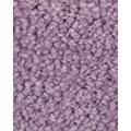 ilima Teppichboden Hochflor Velours PAMIRA/PRISCILLA Flieder 400 cm breit
