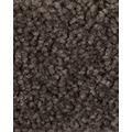 ilima PAMIRA/PRISCILLA Teppichboden, Hochflor Velours, graubraun 400 cm breit