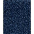 ilima Teppichboden Hochflor Velours PAMIRA/PRISCILLA Mitternachtsblau 400 cm breit
