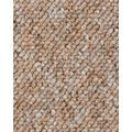 ilima FLORENTINA/BUDDY Teppichboden, Schlinge, terrakotta 300 cm breit