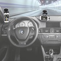 HR Auto-Comfort iGrip Traveler Kit Auto-Halterung mit Saugnapf - Apple iPhone 4/4s