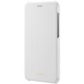 Huawei P8 Lite 2017 Flip Cover, Weiß