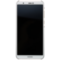 Huawei P Smart PC Case, Transparent White