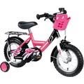 "HUDORA Kinderfahrrad, 12"", pink"