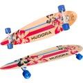 HUDORA Longboard ABEC 7