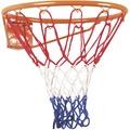 HUDORA Outdoor-Basketballkorb mit Netz, Korb 45,7 cm Ø