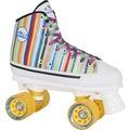 HUDORA Roller Skates Candy-Stripes, Gr. 36