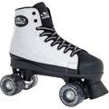 HUDORA Roller Skates Silver Glamour, Gr. 36