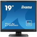 "Iiyama ProLite E1980SD, LED, 48,26 cm (19 ""), 1280 x 1024 Pixel, schwarz"