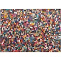 Kelii Patch Pattern multi 200x140cm